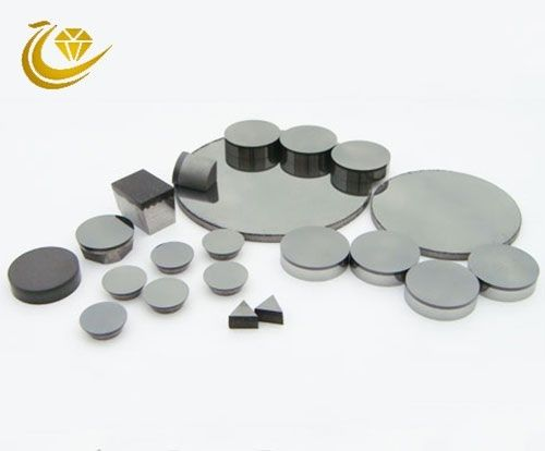 High Impact Toughnes PCD Diamond Tools PCD Blanks Composite Sheet