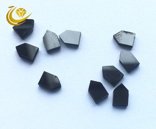 High Hardness CVD Diamond Tool Blanks Low Friction Coefficient Polycrystalline Structure